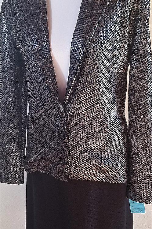 St. John Suit, Jacket Size 8, Skirt Size 10    SOLD