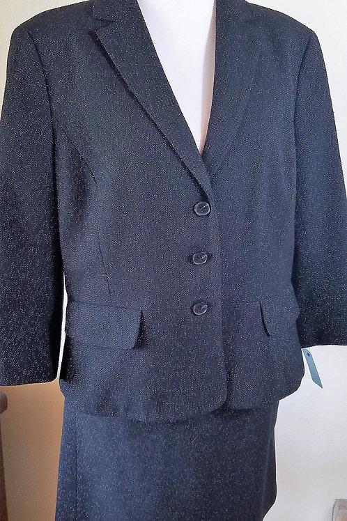 Ann Taylor Suit, Jkt Size 18, Skt Size 16    SOLD