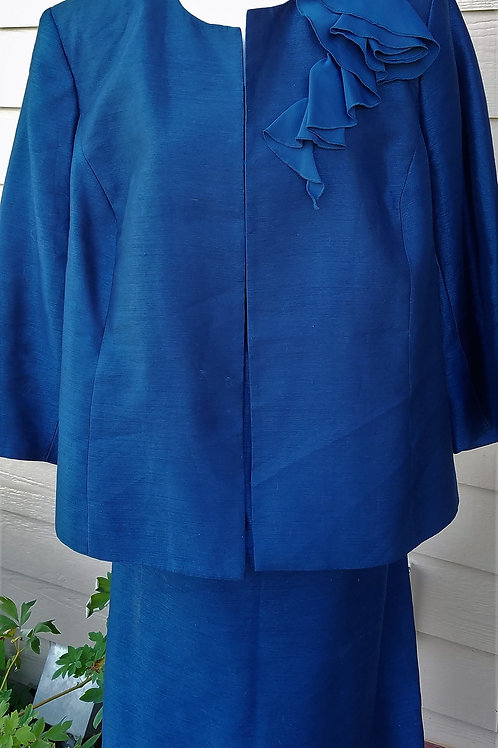 Nipon Boutique Suit, 3 pc Size 18W    SOLD