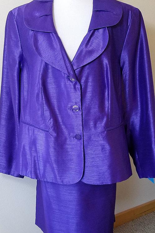 Isabella Suit, Size 22W    SOLD