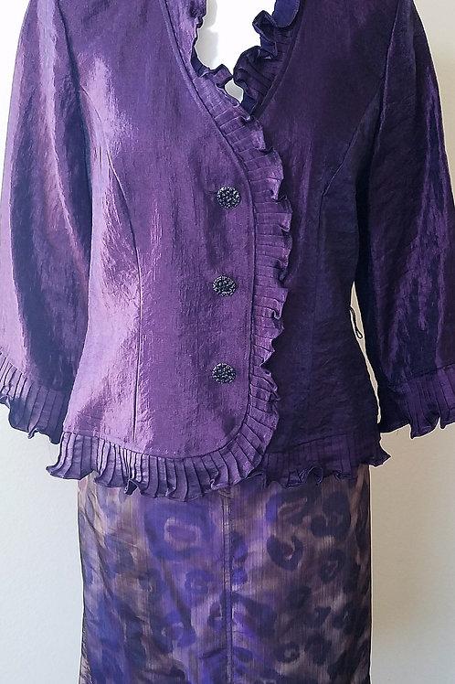 Dress Barn Jkt, Renfrew Skirt, Size 10    SOLD