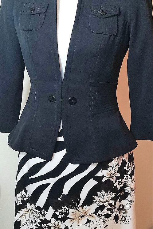 White House/Black Market Suit, Size 0   SOLD