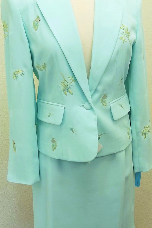 Together Mint Suit, NWT, Size 4