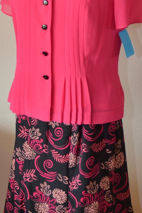 Danny & Nicole Suit, Size 8   SOLD