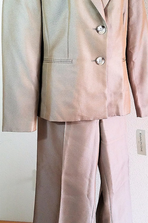 Evan Picone Pants Suit, NWT, Size 16    SOLD