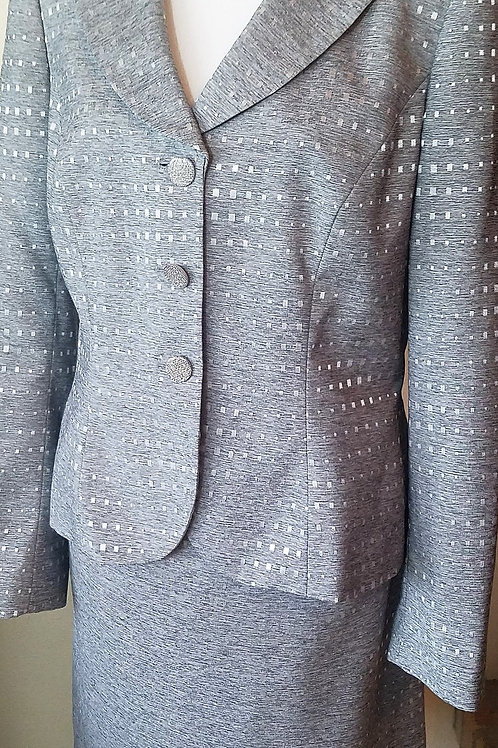 John Meyer Suit, Size 14    SOLD