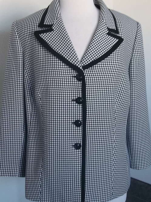 Collections by Le Suit Blazer, Size 14