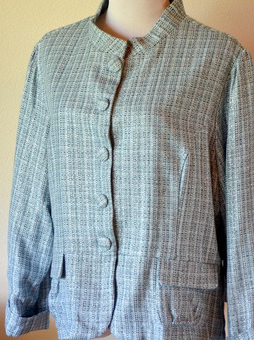 Jesse Clothing Blazer, Size 3X   SOLD
