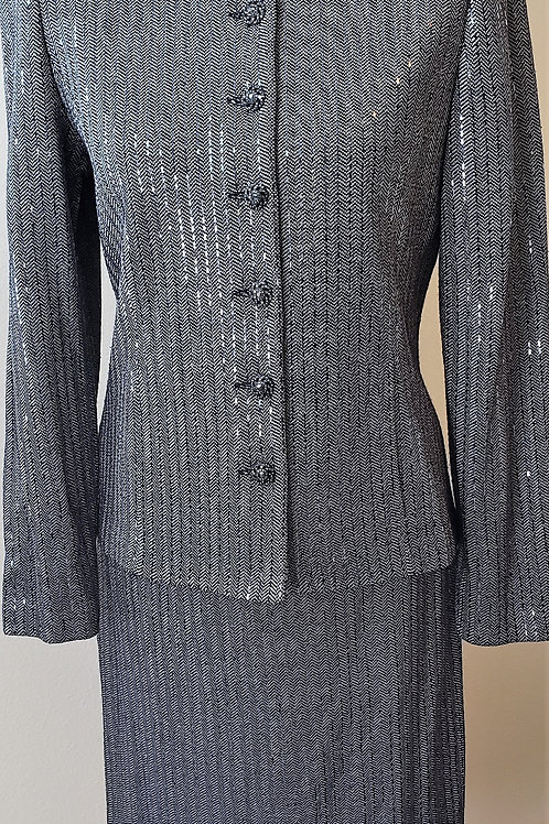 St. John Evening Suit, Size 4