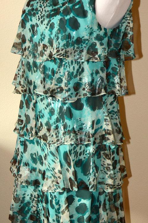S.L. Fashions Dress, Size 10   SOLD