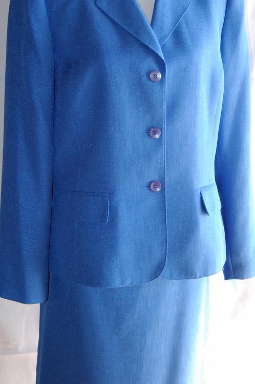 Evan Picone Suit, Size 16   SOLD
