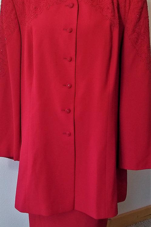 John Meyer Suit, Size 20W    SOLD