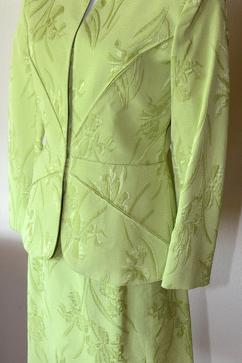 Constance Saunders by Nahdree Suit, Sz 6  SOLD
