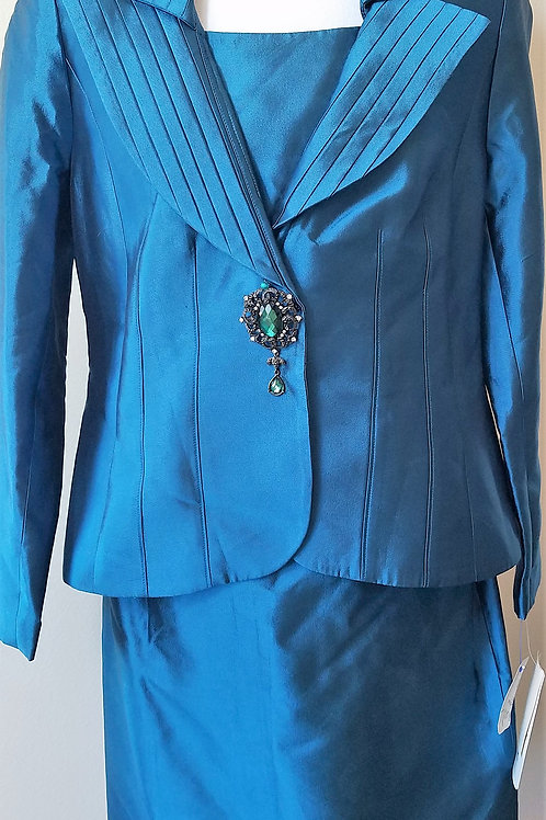 Anna Rossi Suit, NWT, Size 10   SOLD