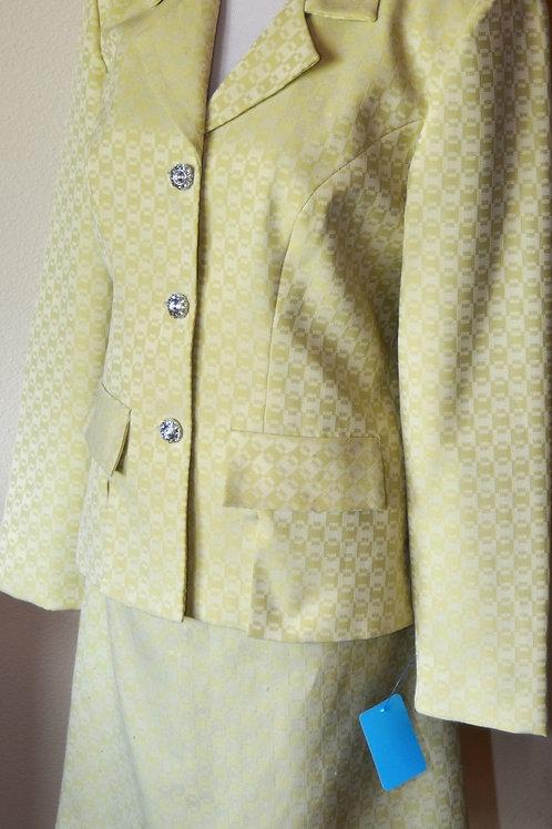 Monroe & Main Suit, Size 6    SOLD