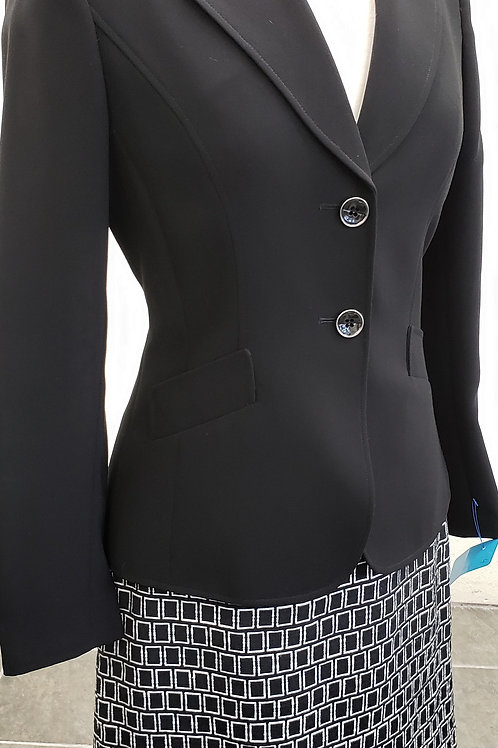 Tahari Jacket, Rafaella Skirt, Size 4    SOLD