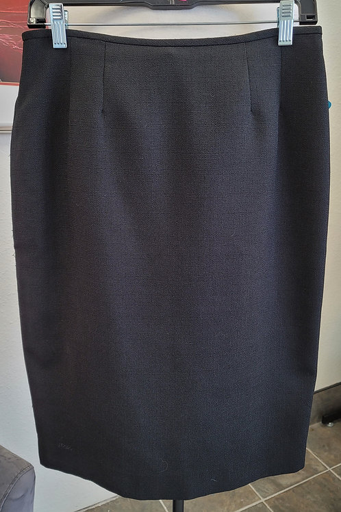 Kasper Black Skirt, Size 6