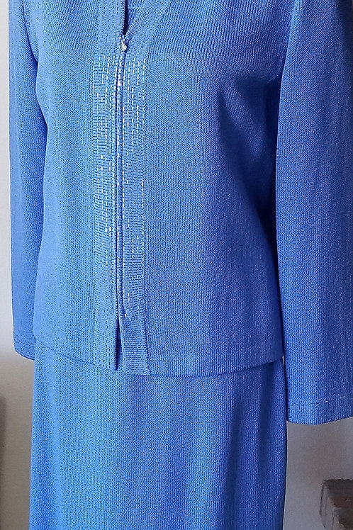 St. John Evening Suit, Size 6    SOLD
