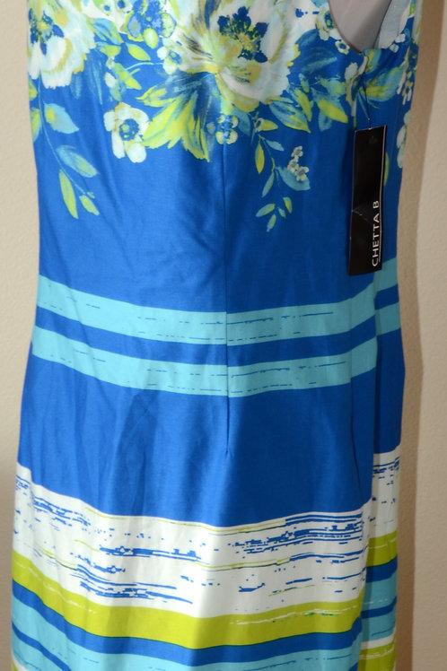 Chetta B Dress, Size 14   SOLD