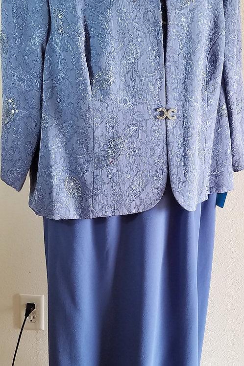 R&M Richards Dress Suit, Size 24WP    SOLD