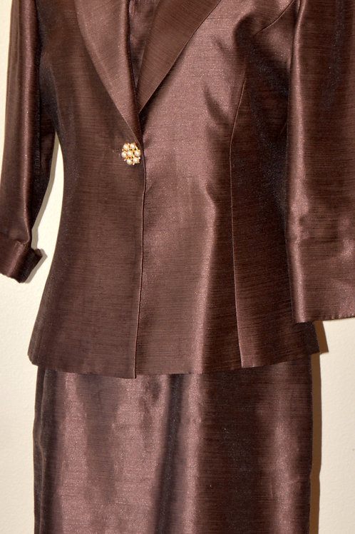 DressBarn Collection Dress Suit, Size 12   SOLD