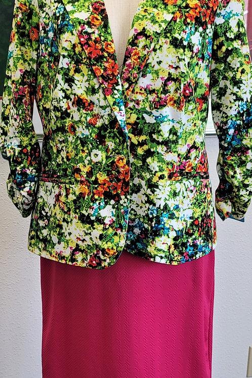 NY Collection Jkt, LuLaRoe Skt, Size L
