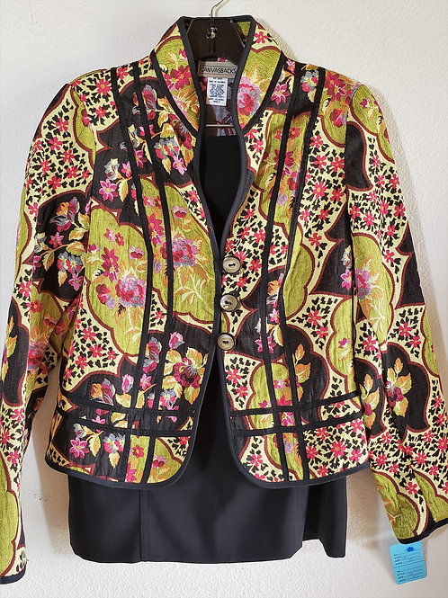 Canvasbacks Jacket, Ivanka Trump Skirt, Size 2