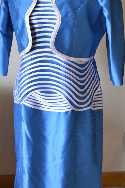 No Label Dress Suit, NWT, Size 14   SOLD