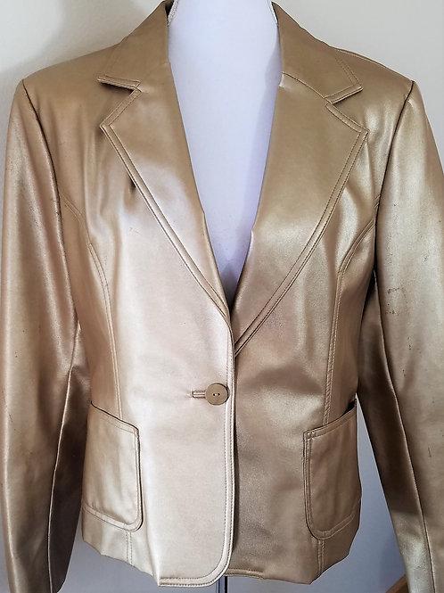 Worthington Gold Jacket, Size L