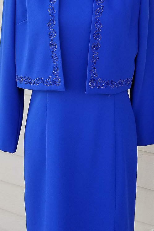 Stacey Michelle Dress Suit, Size 6P   SOLD