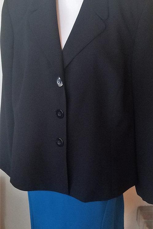 Jones Studio Jacket, Relativity Skirt, Size 18W   SOLD