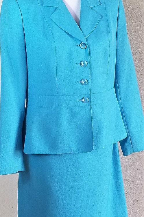 Le Suit Essentials Suit, Size 12P   SOLD