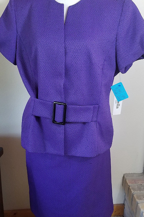 Isabella Suit, NWT Size 16    SOLD