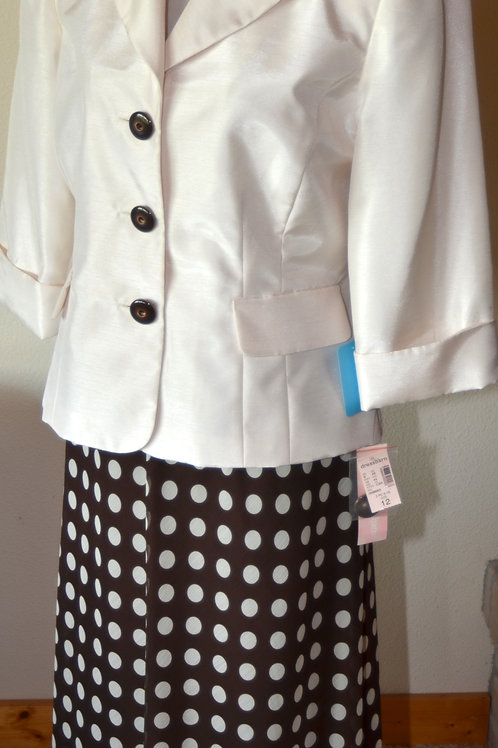 DressBarn Suit, NWT, Size 12   SOLD