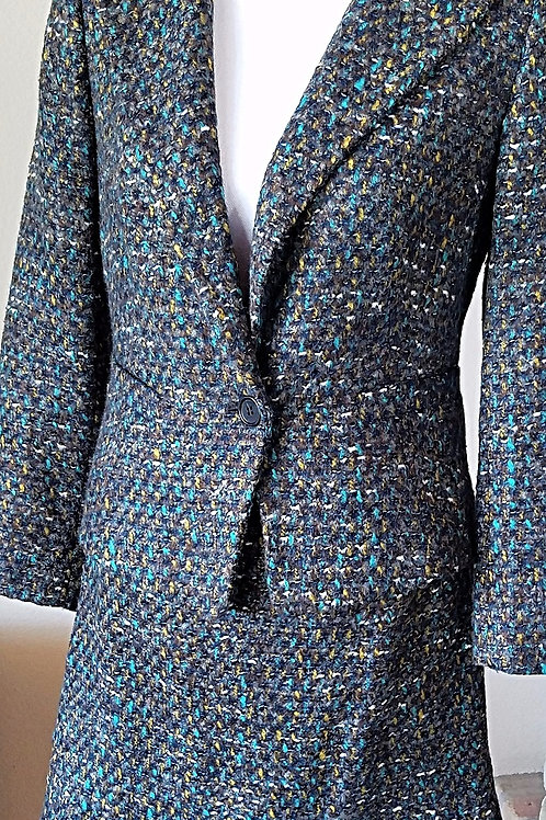 Ann Taylor Suit, Jkt Size 2, Skt Size 0    SOLD