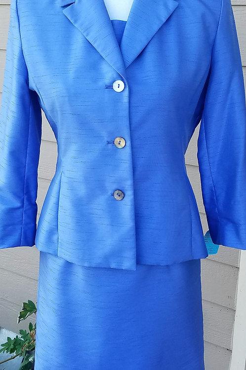 Amanda Smith Dress Suit, Size 4P     SOLD