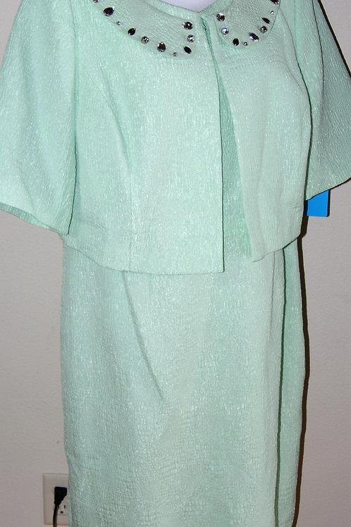 Nipon Boutique Dress Suit, NWT, Size 20W   SOLD