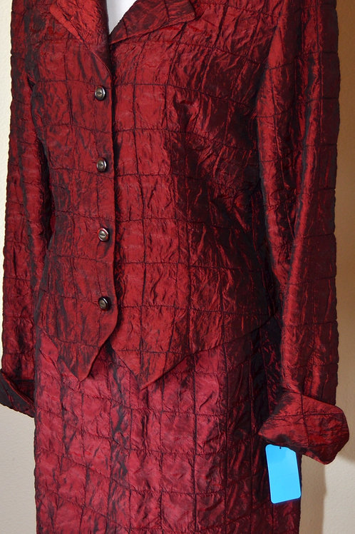 HL Design Suit, Size 8   SOLD