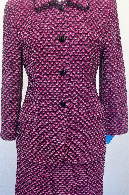 Escada Skirt Suit, Size 40 (10) runs small, check measurements