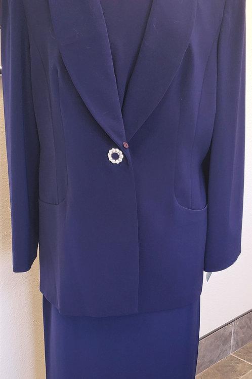 Louise Ricci Suit, 4 pcs, Size 18
