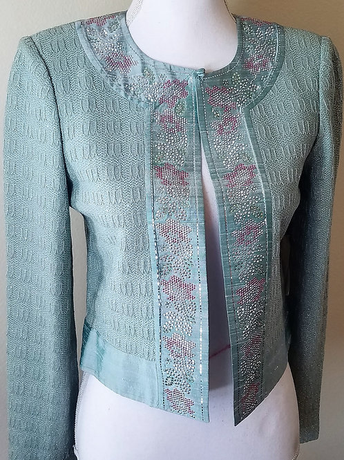 St. John Evening Jacket Only, NWT Size 4    SOLD