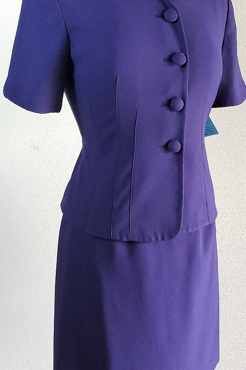 Kasper Suit, Size 4P