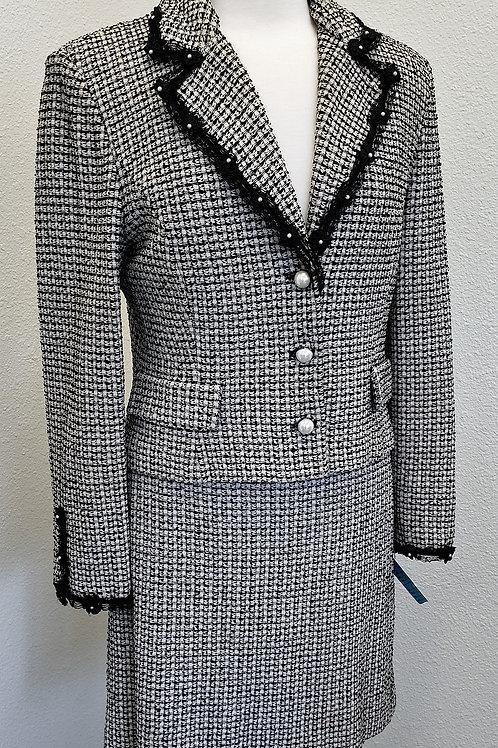 St. John Couture Suit, Size 8