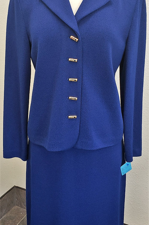 St. John Collection Jacket Size 8, Skirt Size 10   SOLD
