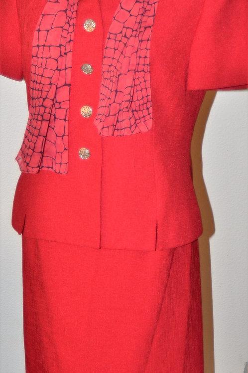 Kasper Suit, Size 6P