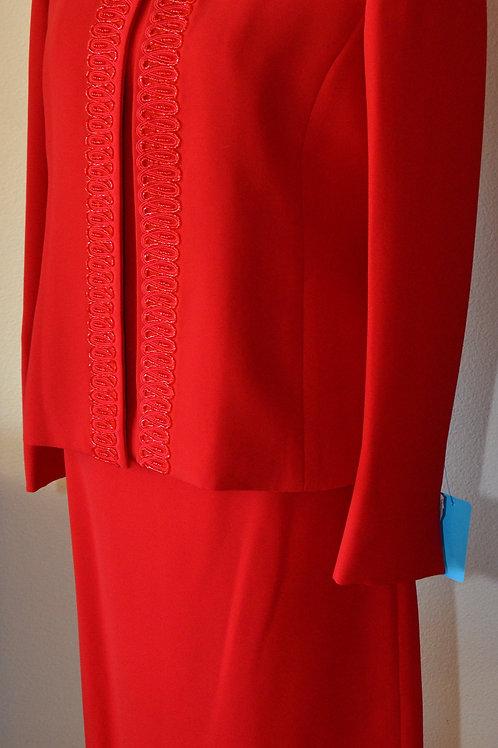 Kasper Evening Suit, NWT, 3 pcs Size 6   SOLD