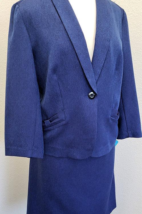 T. Milano Suit, Size 14