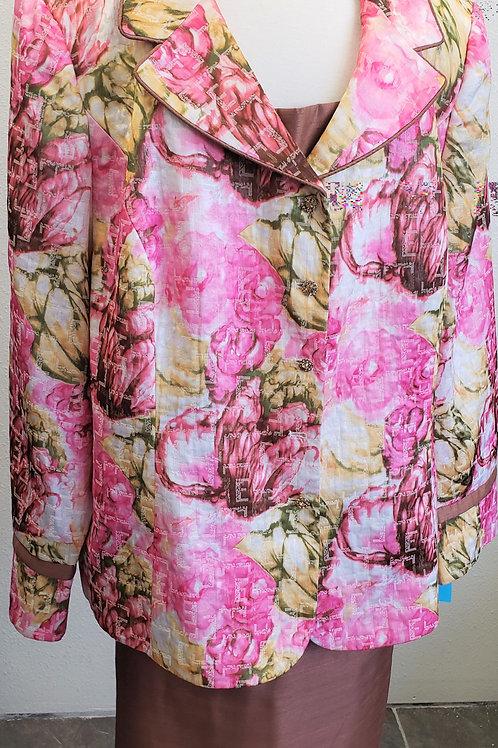 Giovanna Suit, Size 26W