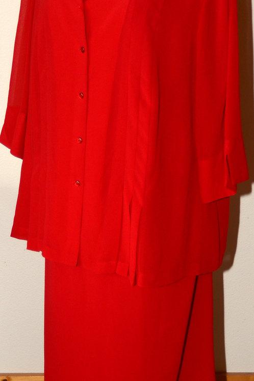 Danny & Nicole Suit, Size 24W    SOLD