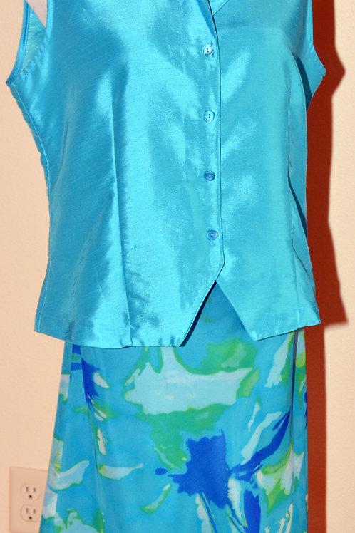 Giorgio Fiorlini Suit, Size 12 & M   SOLD